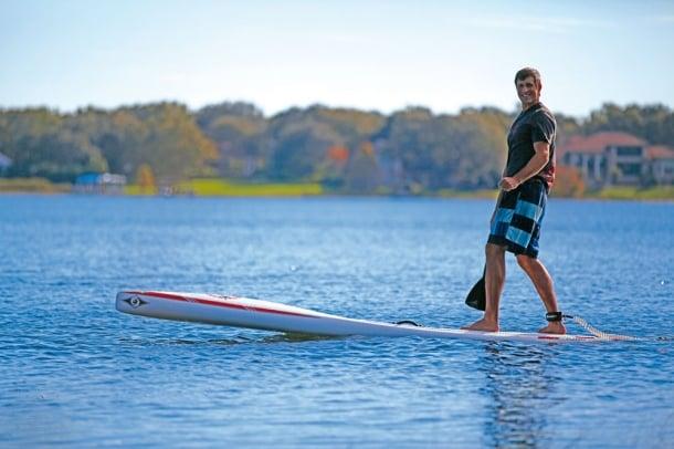 Springtime Means Paddleboards